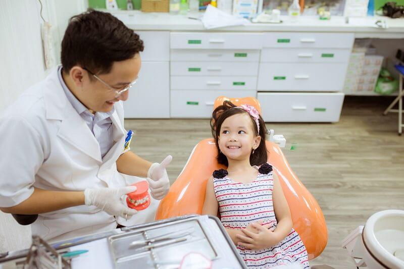Thăm khám định kỳ để chăm sóc răng miệng hiệu quả