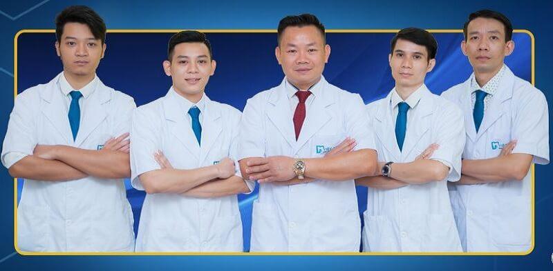 Đội ngũ bác sĩ tại Nha khoa Việt Đức - Nha khoa niềng răng uy tín
