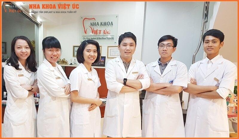 Nha khoa Việt Úc niềng răng uy tín tại Hà Nội