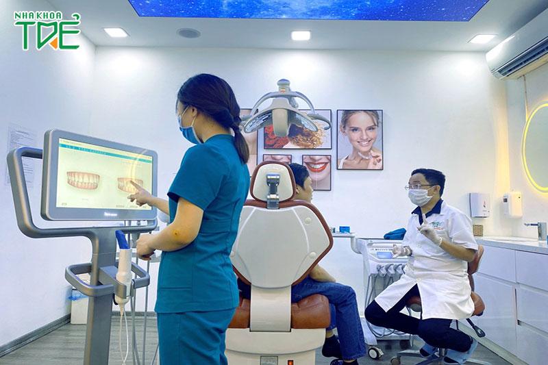 Phòng khám nha khoa Trẻ áp dụng công nghệ hiện đại trong chỉnh nha
