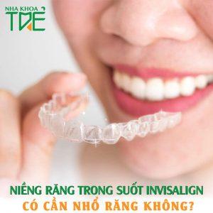 Niềng răng Invisalign có nhổ răng không? Nếu nhổ có nguy hiểm không?