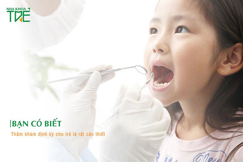 Bé mất răng sữa sớm có sao không?
