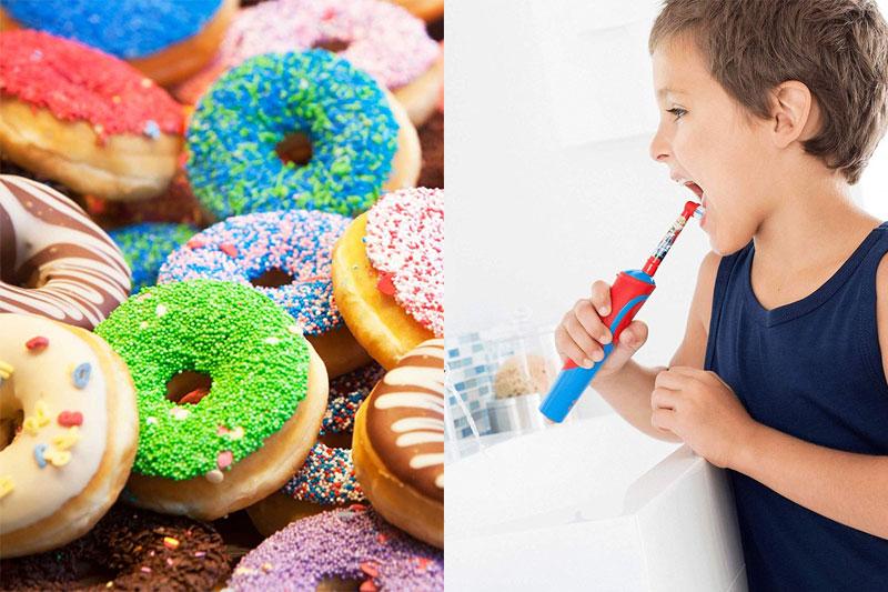 Nguyên nhân hình thành xiết ăn răng là do chế độ chăm sóc răng miệng chưa khoa học