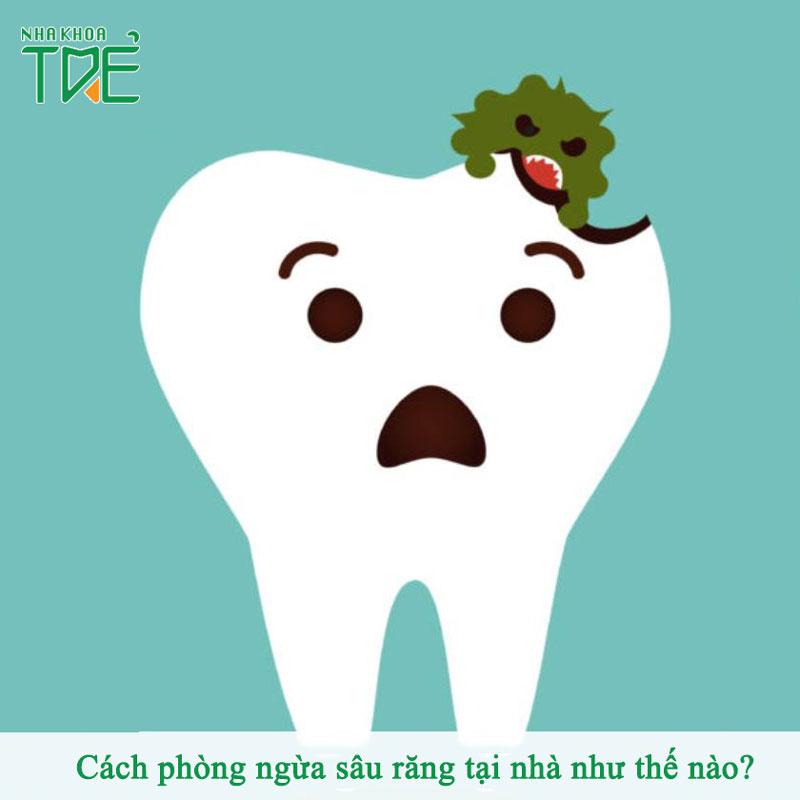 Cách phòng ngừa sâu răng tại nhà an toàn và hiệu quả cho bạn