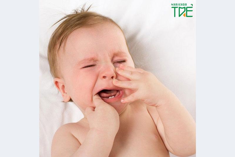 Mọc răng ở trẻ em – 5 vấn đề mà bố mẹ cần đặc biệt lưu ý