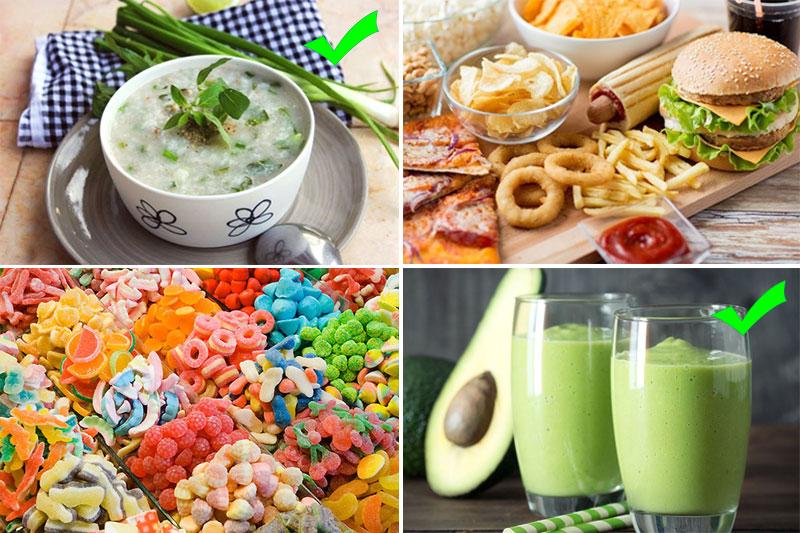 Nhổ răng khôn nên ăn gì và kiêng gì?