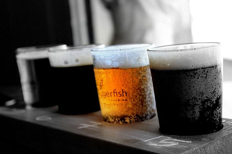 Kiêng bia rượu sau nhổ răng khôn