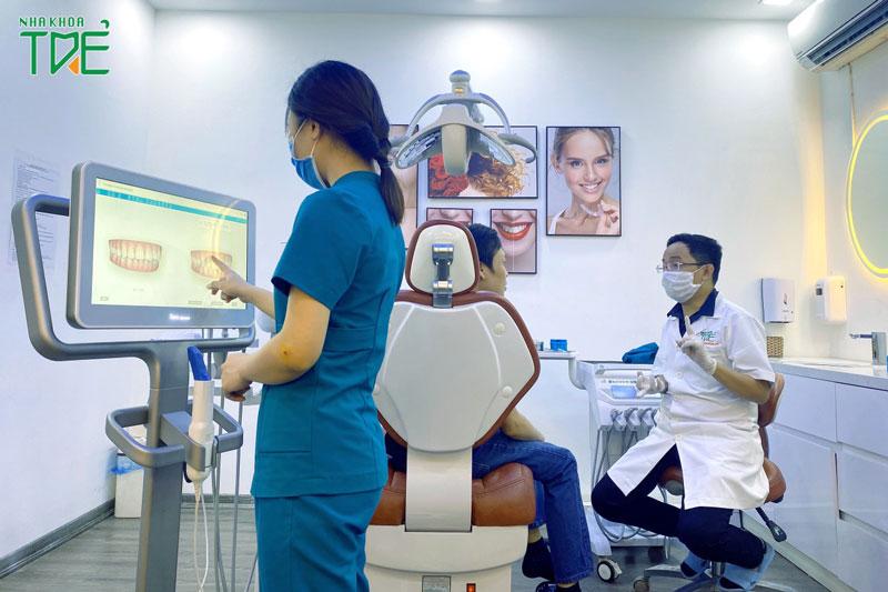 Địa chỉ niềng răng uy tín đảm bảo bác sĩ giỏi và công nghệ hiện đại