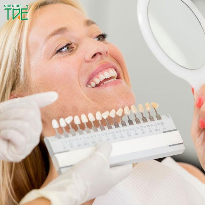 Quy trình bọc răng sứ như thế nào đảm bảo an toàn, hiệu quả