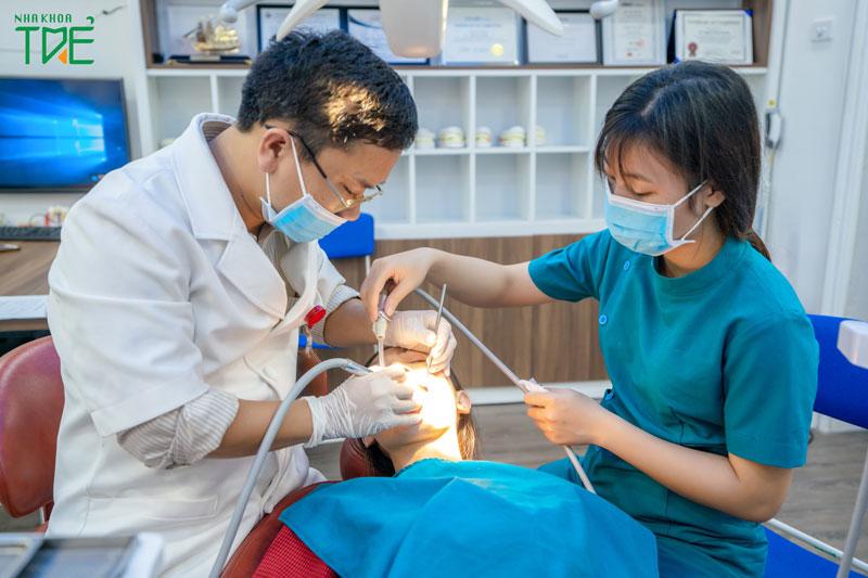 Lựa chọn nha khoa uy tín để niềng răng đã lấy tủy đạt hiệu quả cao nhất