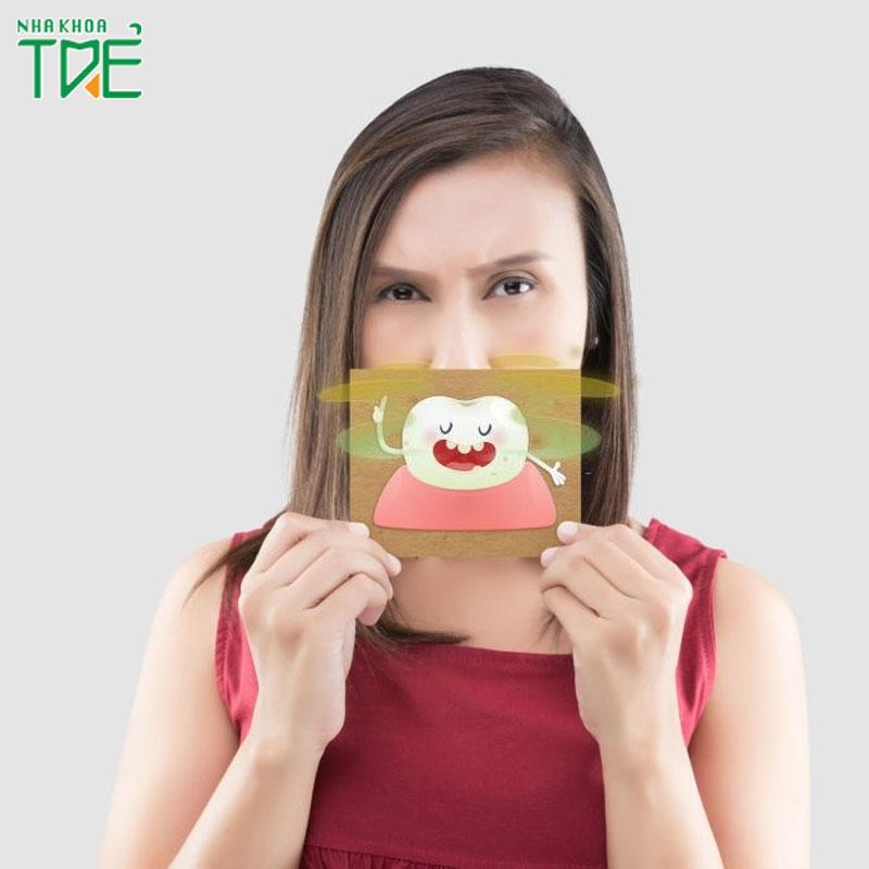 Nguyên nhân răng khôn bị hôi miệng và cách sử lý nhanh chóng