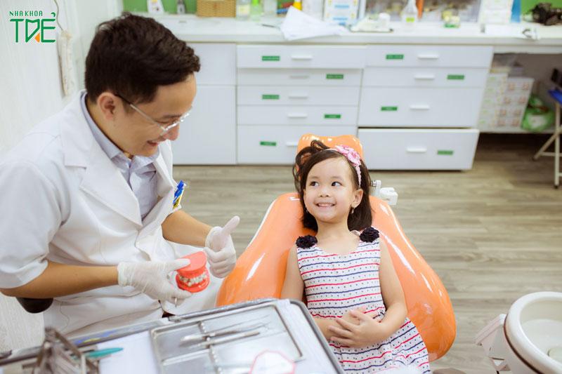 Điều trị răng sún, mủn bằng cách trám bít tại nha khoa