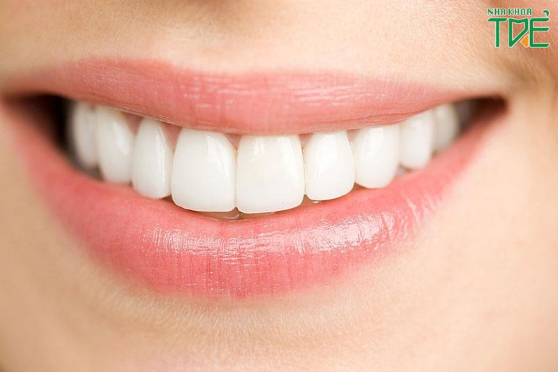 Răng vĩnh viễn có bao nhiêu chiếc?