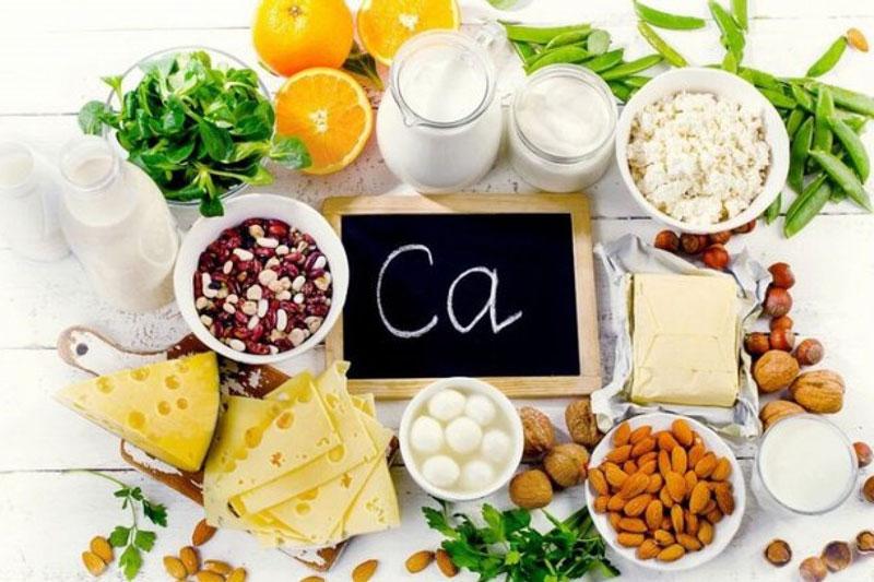 Bổ sung dinh dưỡng cho bé, đặc biệt là thành phần Canxi
