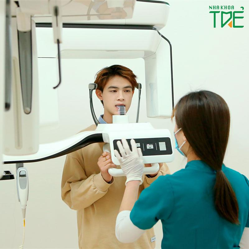Chụp X-quang răng có ảnh hưởng gì không?
