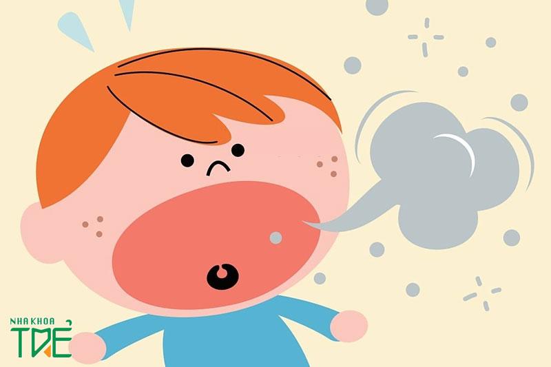 Hôi miệng ở trẻ em phải làm sao để khắc phục triệt để?