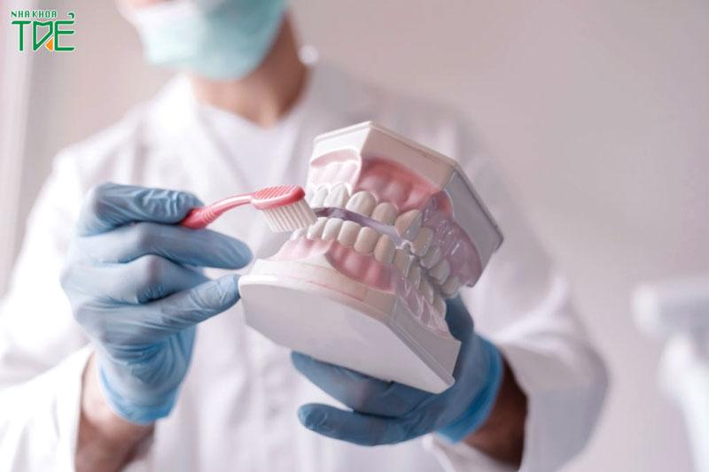 Hướng dẫn chăm sóc răng sứ thẩm mỹ đúng cách