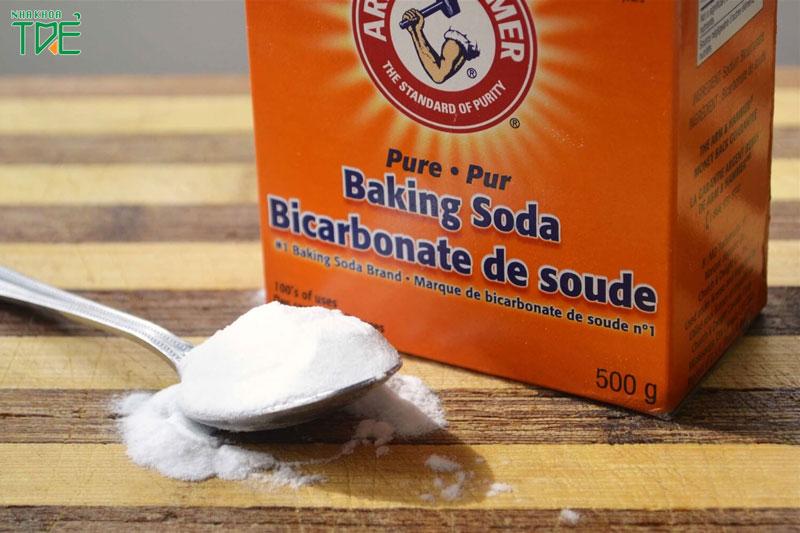 Lưu ý quan trọng khi đánh răng với baking soda