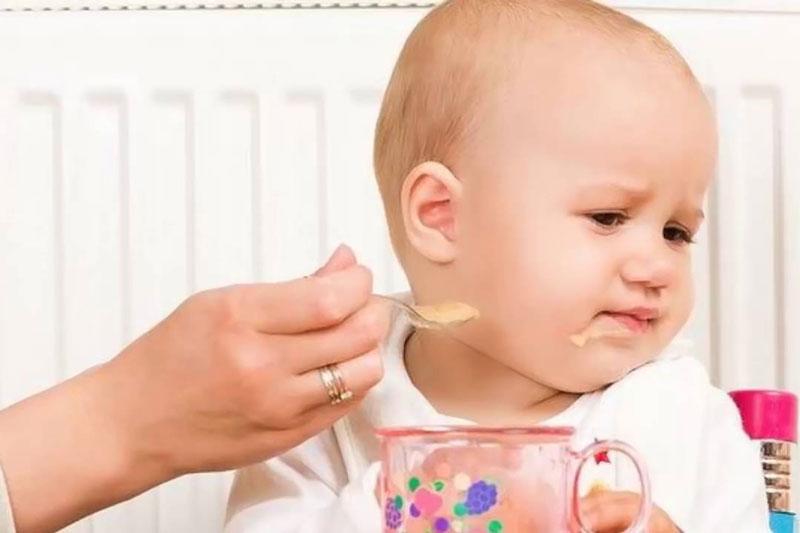 Trẻ lười ăn, chậm phát triển có thể làm bé chậm mọc răng
