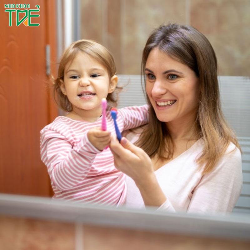 Hướng dẫn chăm sóc răng miệng cho trẻ mầm non từ 3 – 6 tuổi