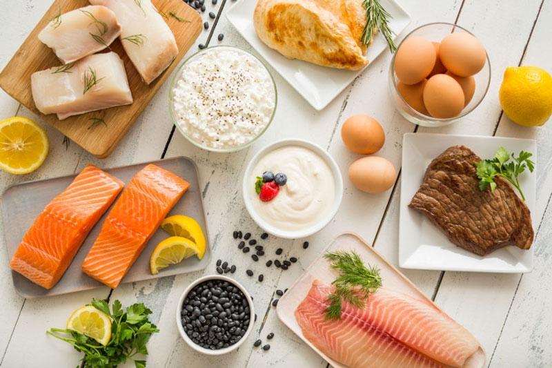 Nên bổ sung các loại thực phẩm giàu canxi
