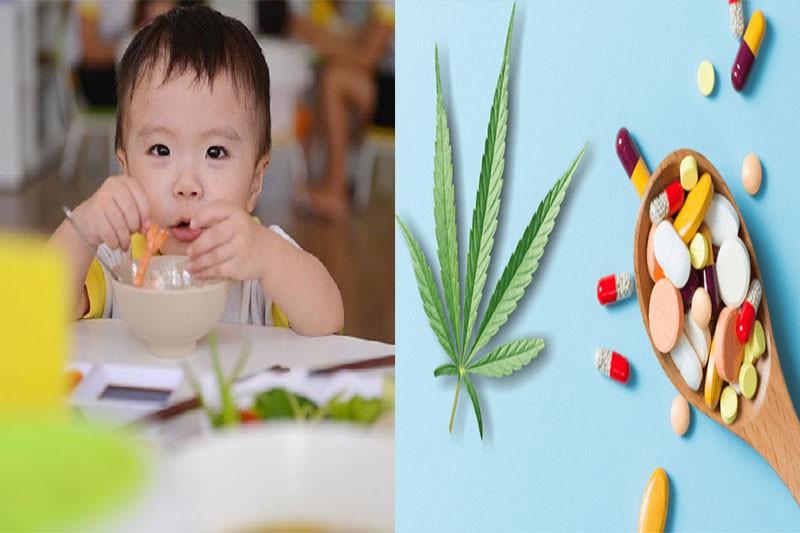 Tác dụng phụ của thuốc, cách ăn uống, sinh hoạt hàng ngày của bé gây viêm lợi