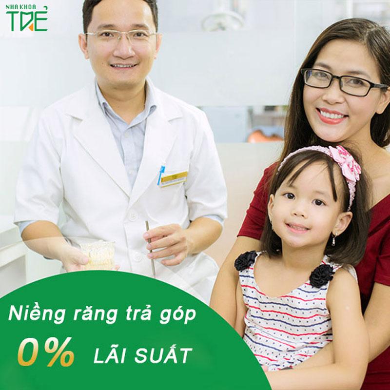 Niềng răng trả góp 0% lãi suất – Đâu là lựa chọn tốt cho bạn?