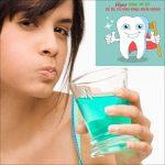 Lợi ích và tác hại của việc súc miệng bằng nước Fluor