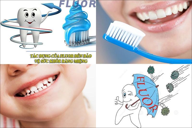 Súc miệng bằng nước Fluor giúp tái tạo men răng, ngừa sâu răng