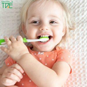 Hướng dẫn mẹ cách vệ sinh răng miệng cho bé 2 tuổi