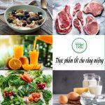 Top 13 thực phẩm tốt cho răng miệng quen thuộc với bữa ăn hàng ngày