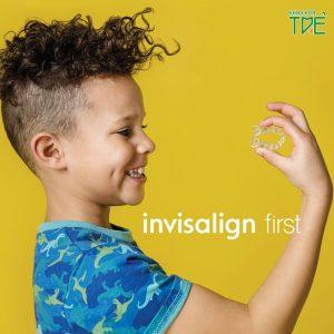 Invisalign First – Giải pháp niềng răng mới cho trẻ em 5 – 10 tuổi