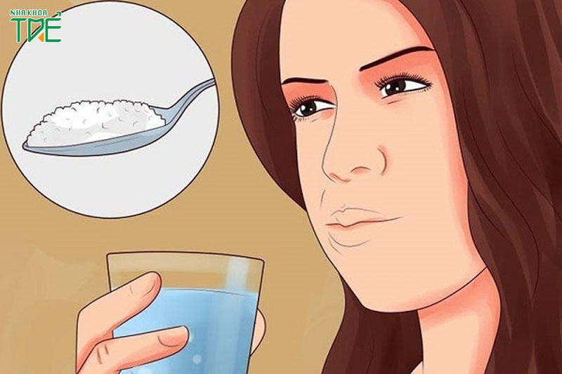 Đau răng ngậm nước muối: Cách giảm đau hiệu quả tại nhà