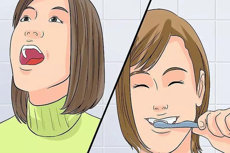 Chú ý đến chế độ vệ sinh răng miệng sau nhổ răng khôn