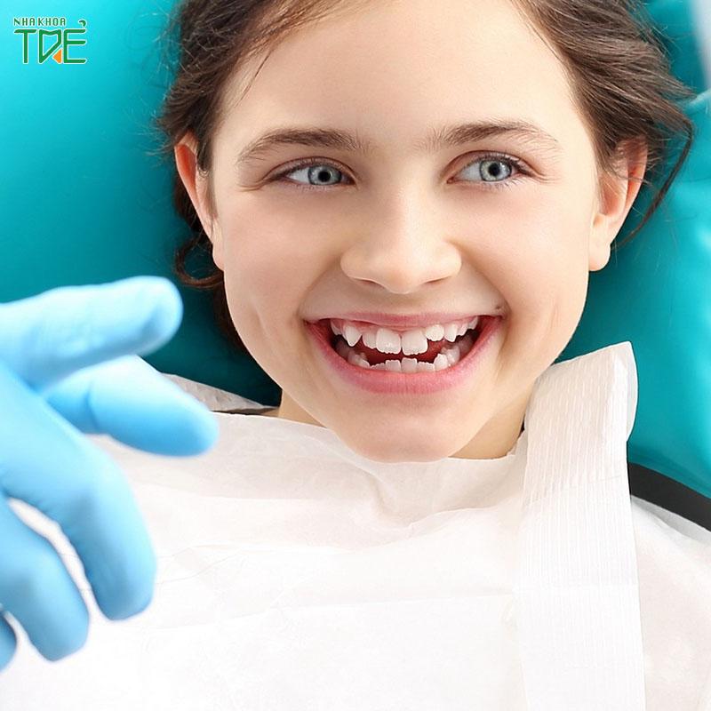 Niềng răng cho bé 7 tuổi: Thời điểm đạt hiệu quả chỉnh nha tối ưu