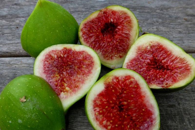 Quả sung có hàm lượng canxi cao hơn các loại trái cây khác